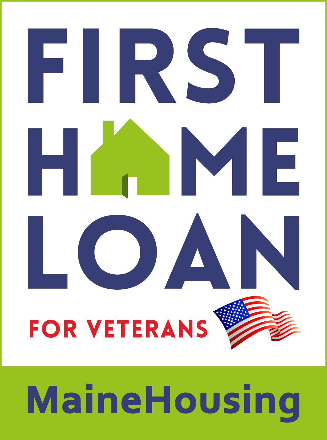 First Home Loan Salute ME Logo
